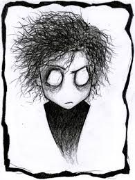 Image result for tim burton drawings