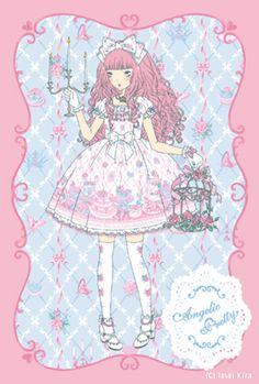 Kira Imai #angelicpretty | #sweetlolita