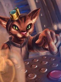 Cunning Cat by Kaprizoly