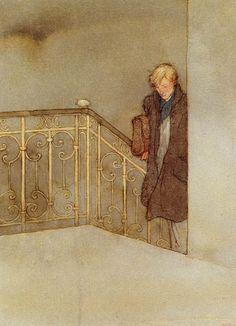 çizgili masallar: The Gift Of The Magi by Lisbeth Zwerger