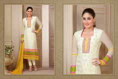 Beautiful Kareena wearing #SalwarKameez ❤