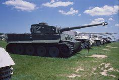 """Tiger 1 USA """"712"""""""