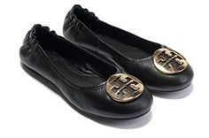 c25068da6c32a 13 Best Tory Burch ballet flats and sandals images in 2015 | Tory ...