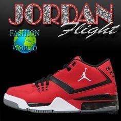 save off 7bd92 4c8be NIKE JORDAN FLIGHT 23 Mens Basketball Shoes Red Black 317820 601 SIZES 11.5   Nike