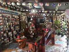 LOOK: Negrense With Over A Thousand Of Mugs Turns Home Into A Museum
