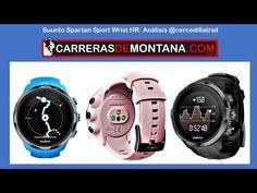 Suunto Spartan Sport Wrist HR: Reloj gps. Análisis técnico y configuración @cercedillatrail - YouTube