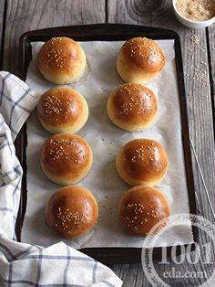 Сэндвич-булочки по-домашнему