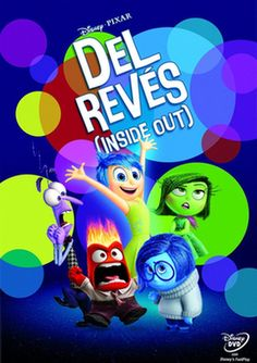Del reves (inside out) / Dir: Pete Docter.