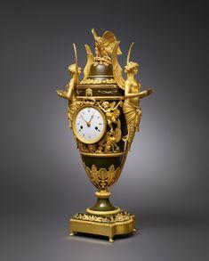 Home Office Filing Cabinets Decoration, Art Decor, Woburn Abbey, Charles X, French Clock, Classic Clocks, Retro Clock, Mantel Clocks, Antique Clocks