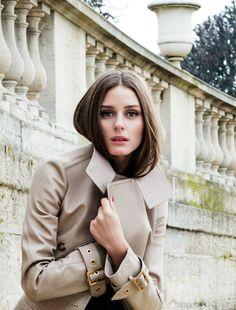 L'Icona by Salvatore Ferragamo: Olivia Palermo | Olivia Palermo wears Ferragamo cropped jacket with gold hardware