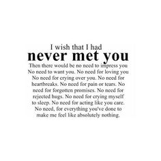 Tivoli: Heartbreaking Quotes, Heartbroken Quotes, Sad Love Quotes found on Polyvore >> Scopri le Offerte!