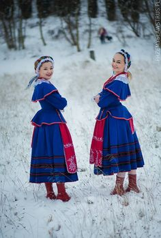 Post with 2401 votes and 134935 views. Shared by PastStuff. Folk costumes of Europe (women's edition) Folklore, Folk Costume, Costumes, Polish Folk Art, Folk Clothing, Folk Embroidery, Traditional Dresses, Bride, Clothes For Women