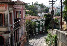 Rio de Janeiro, Brasil - Santa Teresa (bairro histórico)