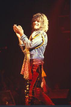 Jon Bon Jovi circa 1986. @Eunice, WeHeartIt.com.