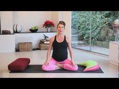 10 at-home prenatal yoga workouts