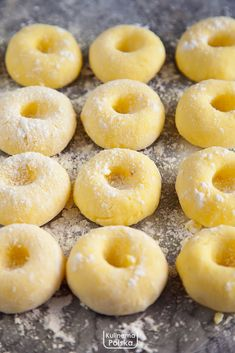 Aga, Doughnut, Food And Drink, Meals, Cooking, Desserts, Pierogi, Kitchens, Essen