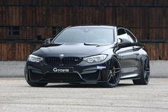Darth Vader: G-Power neemt BMW M4 onder handen