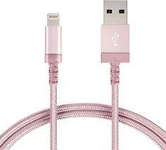 #AmazonBasics Nylon Braided USB A to Lightning Cable