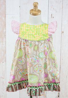 Matilda Jane Platinum Sprite Flutter dress
