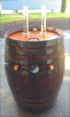 Wine Barrel Smoker Things I Made In 2018 Pinterest And