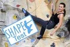 Im Rahmen unseres SHAPE-Tests haben wir uns beim Indoor-Klettern hoch hinaus gewagt. Wie es war, erfahrt Ihr hier: