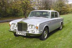 La Rolls Royce Silver Shadow di Freddie Mercury