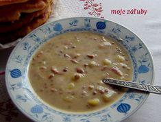 moje záľuby...: Kyslá šošovicová polievka Cheeseburger Chowder, Cheesecake, Soup, Cooking, Blog, Kitchen, Cheesecakes, Blogging, Soups
