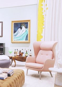 How to Decorate with Pastels Slide 4