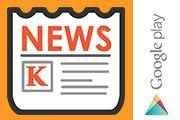 """Cerchi un App per ricevere le notizie scarica. Ultime notizie Italiane Gratis Cerchi un app che ti permette di ricevere tutte le notizie ed i fatti che avvengono in Italia e nel mondo? Scarica gratis """"Ultime Notizie Italiane gratis"""" disponibile esclusivamente sul Google Play S #notizie #notizieitalia #appnotizie"""