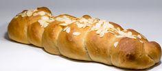 Τσουρέκι νηστίσιμο με μέλι και αμυγδαλόγαλα Hot Dog Buns, Hot Dogs, Bread, Vegan, Food, Brot, Essen, Baking, Meals