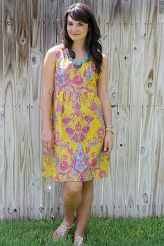 http://sewcaroline.com/category/made-by-rae washi dress