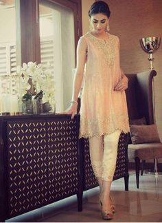 Pakistani Eid outfit by Mehreen Humayun.