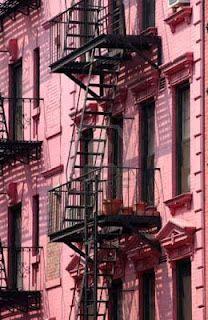 Pink Apartments, Soho I miss NY