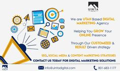 Post with 0 votes and 30 views. Digital Marketing Company in Utah Content Marketing Strategy, Digital Marketing Services, Social Media Content, Trending Memes, Utah, How To Plan, Seo, Amazing