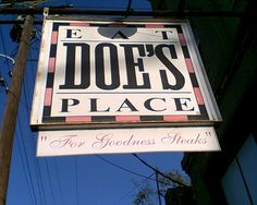 Doe's Eat Place in Little Rock, Arkansas and other nearby places to visit