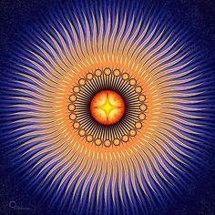 Image spécialement infusée d'énergie de guérison