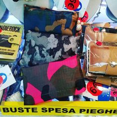 #rientrate #shopperbag #pieghevole #arrivateunbottodenews #regalispaziolibero