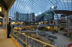 Archived Report - Trinity Plazas Dome, Leeds, 04/12