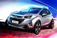 Honda confirma novo WR-V (Foto: Divulgação)