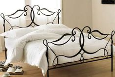 Metal Beds | Wrought Iron Beds, Wrought Iron Bed Frames, Wrought Iron Beds Designs
