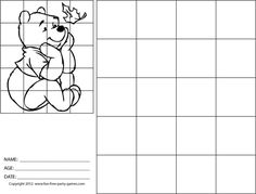 Printables Grid Art Worksheets grid art worksheets bing images lessons for substitutes drawings drawing with grids art
