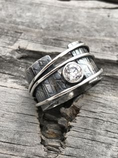 Sterling Silver Ring Sterling Silver Handmade By Wild Prairie Silver Jewelry by joykruse on Etsy https://www.etsy.com/listing/494456300/sterling-silver-ring-sterling-silver