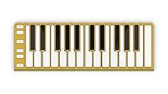 Best MIDI Keyboard Controller Reviews 2019 | New Digital Piano Review Midi Keyboard, M Audio, Gear Rack, Digital Piano, Tech Support, Champagne, Usb