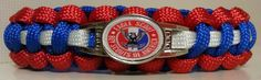 Boy Scouts of America BSA Eagle Scout Paracord Bracelet (Any Colors) - Free Shipping on Etsy, $15.00