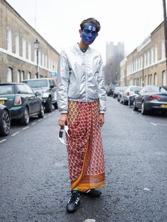 if you're tired of london, you're tired of life | look | i-D
