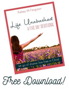 This free devotional is for you!