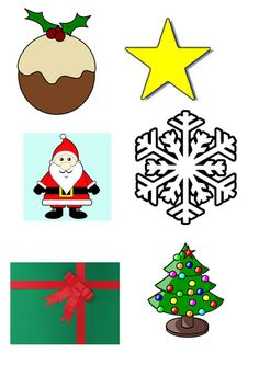 Maths Christmas Fractions Worksheet for KS2