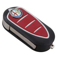 Super 3 BUTTONS Remote Key Fob CASE Blade for Alfa Romeo Mito Giulietta GTO 159 #Affiliate