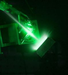An international team of plasma physicists has used one of the worlds most powerful lasers to create highly unusual plasma composed of hollow atoms.