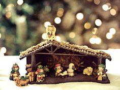 nativity scene :)